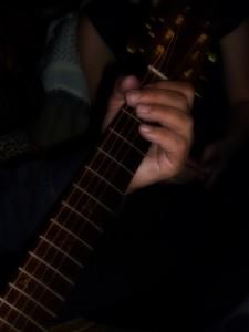 Live Musik mit Uzi Raus